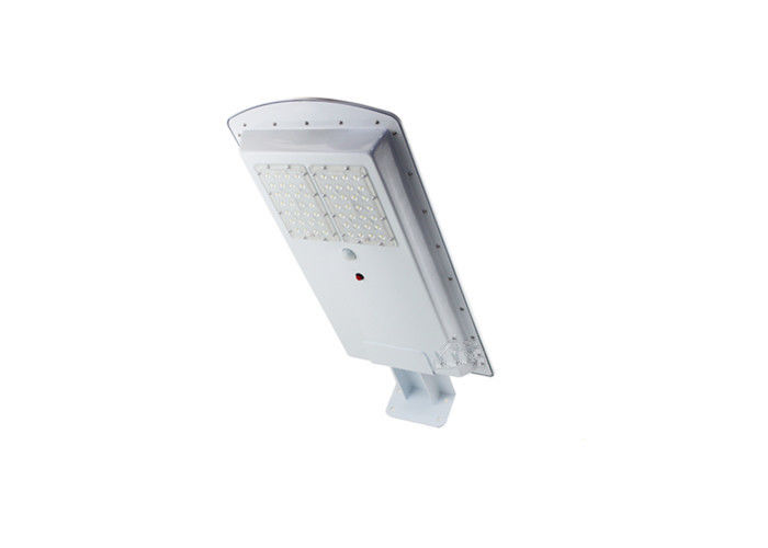 Intelligent Integrated Exterior Solar LED Lights With Sensor Dusk To Dawn Automatical
